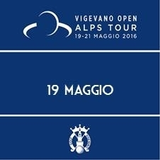 VIGEVANO OPEN ALPS TOUR: ANDREA BOLOGNESI E MATT WALLACE IN VETTA - Golf Vigevano