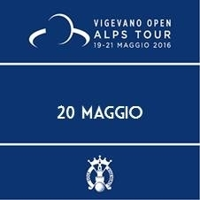 VIGEVANO OPEN ALPS TOUR: IN TESTA WALLACE E CLEMENT (AUTORE DI UN 2° GIRO IN 59 - Golf Vigevano