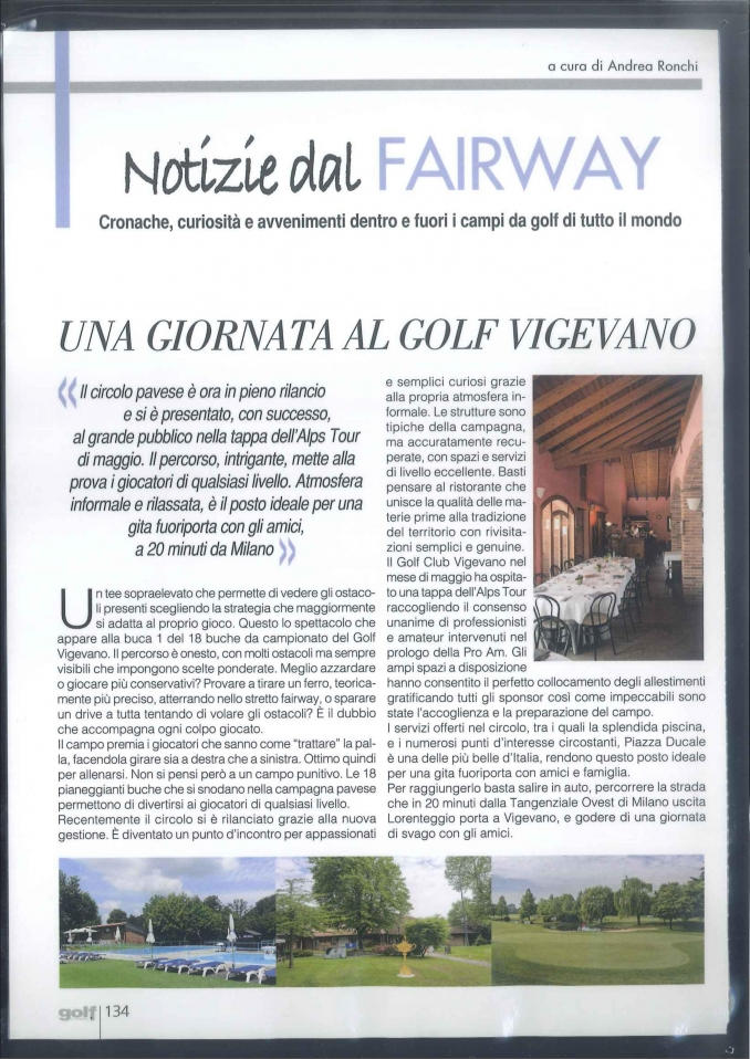- Vigevano Golf & Country Club